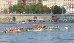 Rotary závod dračích lodí