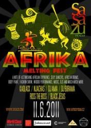SaSaZu Afrika melting fest