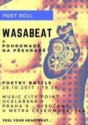 Semifinále Poetry Battle v Music City Point