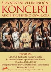 Slavnostní Velikonoční koncert