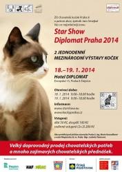 StarShow Diplomat Praha 2014