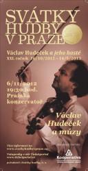 Svátky hudby - Václav Hudeček a múzy