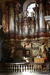 Svatojakubské varhany, Audite Organum