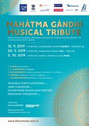 Svět slaví 150. výročí narození Mahátmy Gándhího