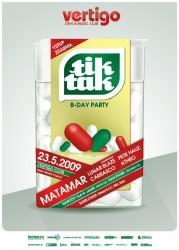 tik tak party
