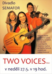 Two Voices koncert Semafor