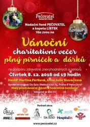 Vánoční charitativní večer