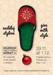 Vánoční Holešovice Fashion Market