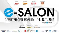 Veletrh čisté mobility e-SALON