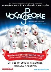 Voca People v Praze