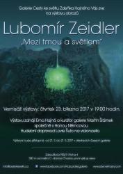 Výstava obrazů Lubomíra Zeidlera