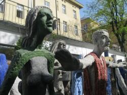 Výstava Olbram Zoubek
