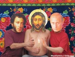Výstava Pussy Riot a ruská tradice uměleckého vzdoru