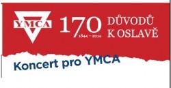 YMCA už má 170 let!