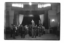 Zkouška Žebrácká opera 1975