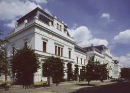 Budova GAVU