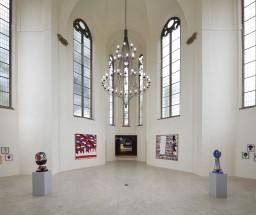 Galerie Miro - expozice