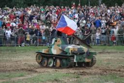 Lešany - Tankový den