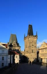 Malostranská mostecká věž © Jan Vrabec