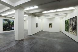 Pohled do výstavy Andrej Dúbravský